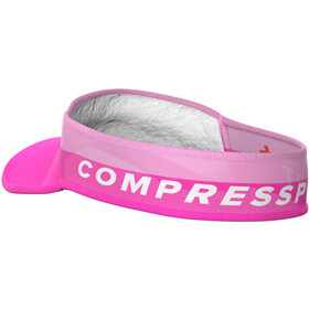 Compressport Ultralight Visir, pink
